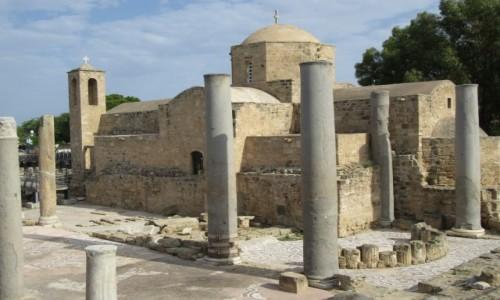 Zdjęcie CYPR / Paphos / Paphos / Cypr