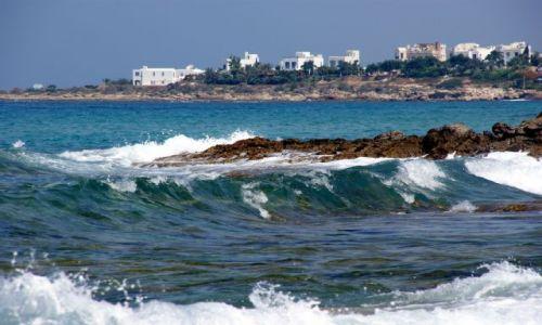 Zdjęcie CYPR / Cypr zachodni  / Pafos / Wybrzeze