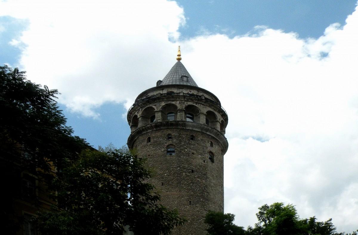 Zdjęcia: miasto, Istambuł, Wieża Galata, CYPR PÓŁNOCNY