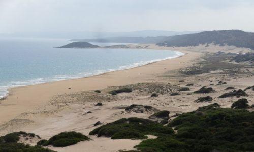 Zdjecie CYPR PÓŁNOCNY / - / cicha spokojna plaża / Gdziesz na Cyprze Północnym
