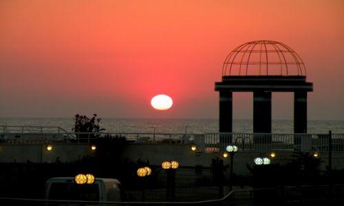Zdjęcie CYPR PÓŁNOCNY / Kyrenia / Girne / Zachód słońca
