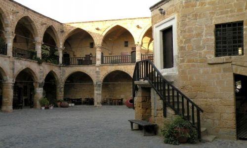 Zdjęcie CYPR PÓŁNOCNY / Cypr / Nikozja / Zaułki Nikozji