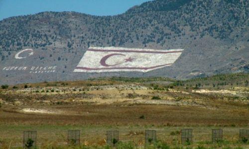 Zdjęcie CYPR PÓŁNOCNY / Kyrenia / po drodze / Wzgórza mówią