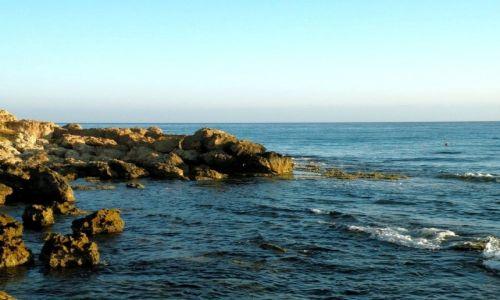 Zdjęcie CYPR PÓŁNOCNY / Kyrenia / okolice Girne / Zatoczka morza Śródziemnego