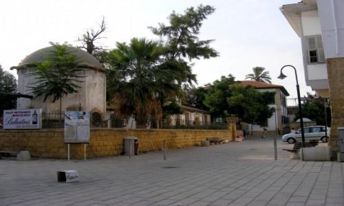 CYPR PÓŁNOCNY / Nikozja / miasto / Jedna z uliczek