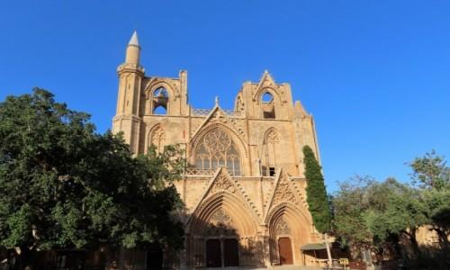 Zdjecie CYPR PÓŁNOCNY / Famagusta / Stare Miasto / Meczet Lala Mustafa Paszy