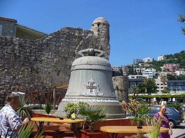 Zdjęcia: Budva, nad morzem, Kafejka w starej części miasta, CZARNOGÓRA