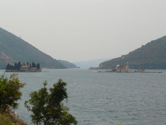 Zdjęcia: okolice Kotoru, Montenegro, CZARNOGÓRA