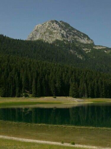 Zdjęcia: Park Narodowy Durmitor, landszaft, CZARNOGÓRA