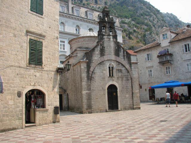 Zdjęcia: Montenegro, historyczne zabudowania miasta Kotor (na liscie UNESCO), CZARNOGÓRA