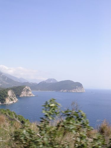 Zdjęcia: Czarnogóra, Czarnogóra, Wybrzeże Czarnogóry, CZARNOGÓRA