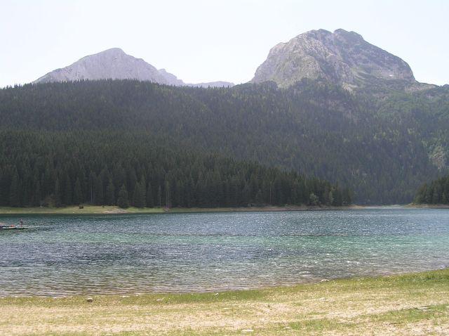 Zdjęcia: Góry Durmitoru, Durmitor, Crne Jezoro - brama Durmitoru, CZARNOGÓRA
