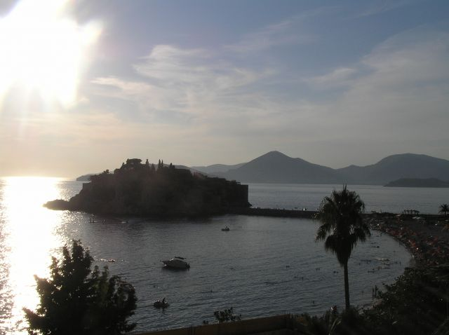 Zdjęcia: Wyspa Sw. Stefana, Wybrzeze, Wyspa Sw. Stefana, CZARNOGÓRA