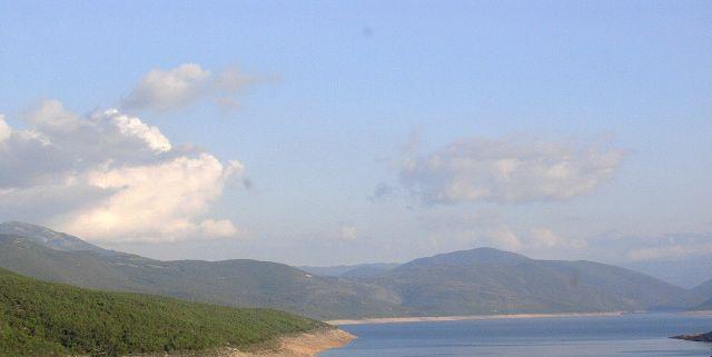 Zdj�cia: Wybrze�e, Czarnog�ra, Jezioro, CZARNOG�RA