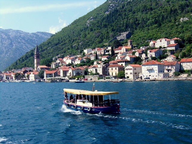 Zdjęcia: Perast, Boka Kotorska, Piękny Perast, CZARNOGÓRA