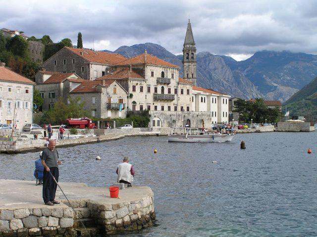 Zdjęcia: Perast, Boka Kotorska, Perast, CZARNOGÓRA