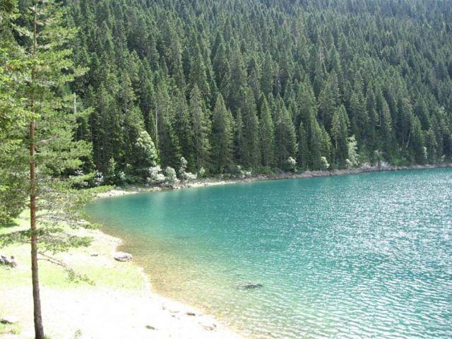 Zdjęcia: Żablijak, Jezioro Czarne, CZARNOGÓRA