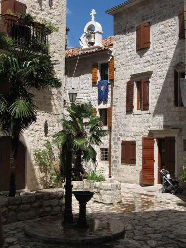Zdjęcia: Kotor, Kotor - pltanina uliczek, CZARNOGÓRA