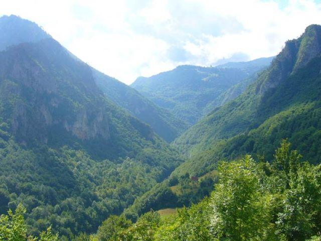 Zdjęcia: Czarnogóra, Kanion Tary, CZARNOGÓRA