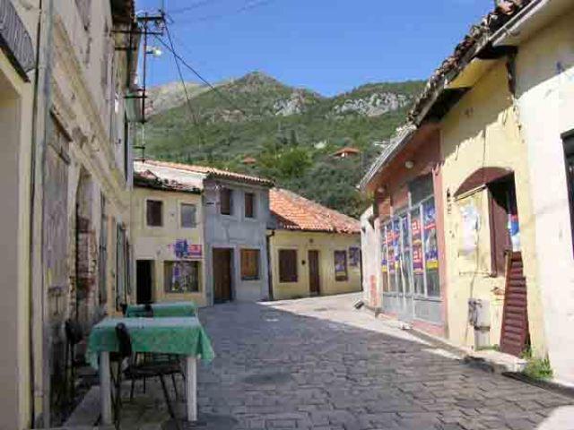 Zdjęcia: Stary Bar, Uliczka, CZARNOGÓRA