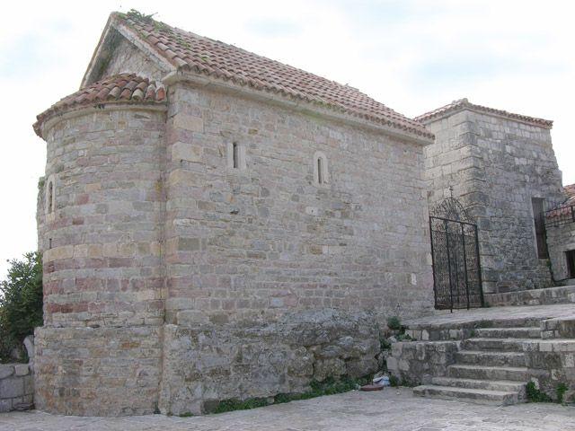 Zdjęcia: Budva, Kaplica, CZARNOGÓRA