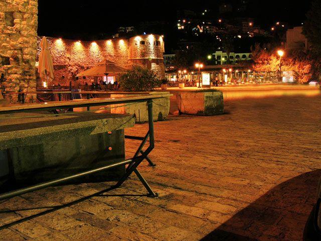Zdjęcia: Budva, Na mieście, CZARNOGÓRA