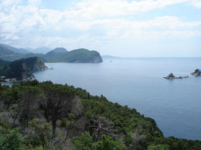 Zdjęcia: okolice Budvy, Wybrzeże Czarnogóry, CZARNOGÓRA