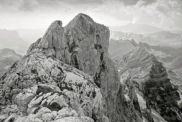 Zdjęcia: Durmitor, Bobotov Kuk, Góry Dynarskie, Na dachu Czarnogóry, CZARNOGÓRA