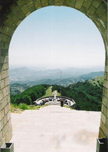Zdjęcia: Czarnogóra, park narodowy Lovćen, LOVĆEN, CZARNOGÓRA