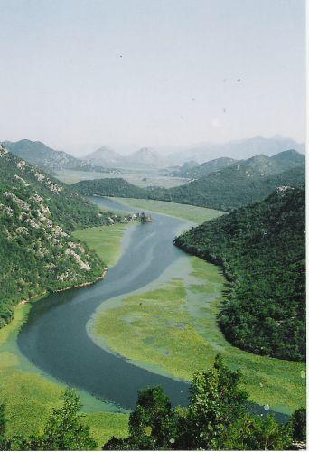 Zdjęcia: Czarnogóra, jez. szkoderskie, CZARNOGÓRA