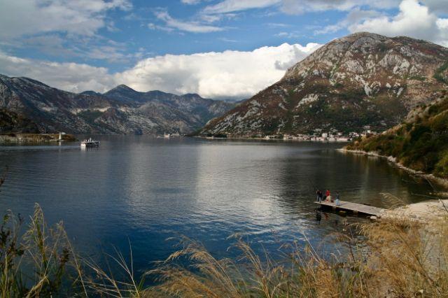 Zdjęcia: Zalew Kotorski, montenegro, CZARNOGÓRA