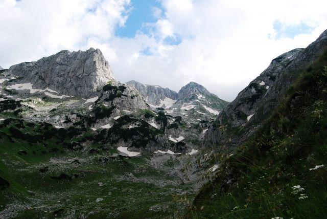 Zdjęcia: droga na Bobotow Kuk, Durmitor, gdzieś w górach, CZARNOGÓRA