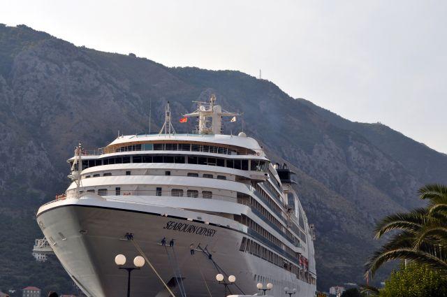 Zdjęcia: Kotor, Bałkany, Wycieczkowiec, CZARNOGÓRA