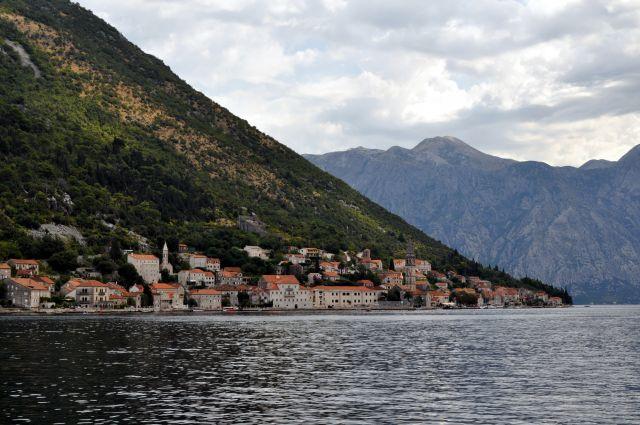 Zdjęcia:  Perast, Zatoka Kotorska, Miasteczko, CZARNOGÓRA