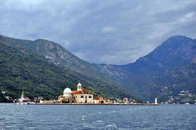 Zdjęcia: okolice Perastu, Zatoka Kotorska, Wyspa Matki Bożej na Skale, CZARNOGÓRA
