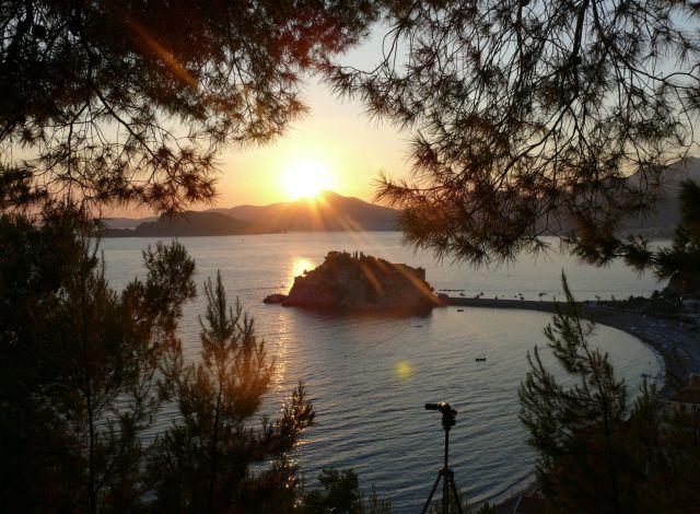 Zdjęcia: ., Montenegro, Wyspa Św. Stefana, CZARNOGÓRA