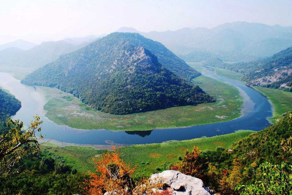 Zdjęcia: Okolice jeziora szkoderskiego, Rijeka Crnojevica, CZARNOGÓRA