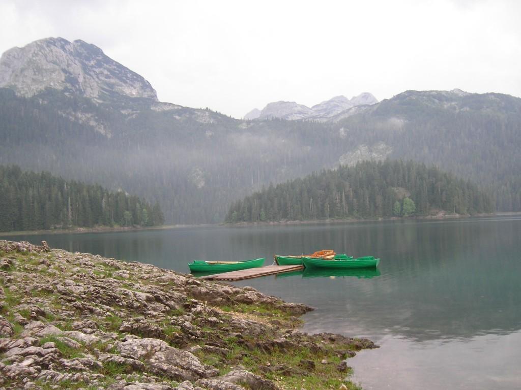 Zdjęcia: Żabljak, Durmitor, Jezioro Czarne, CZARNOGÓRA