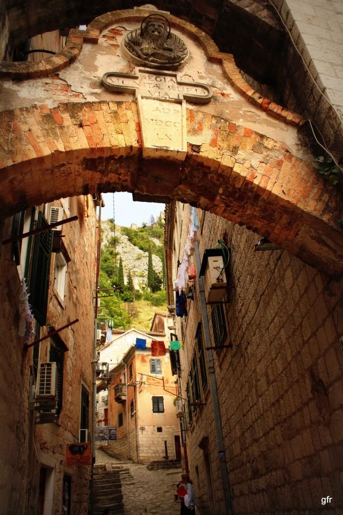 Zdjęcia: Kotor, Zatoka Kotorska, Stare miasto, Kotor, CZARNOGÓRA
