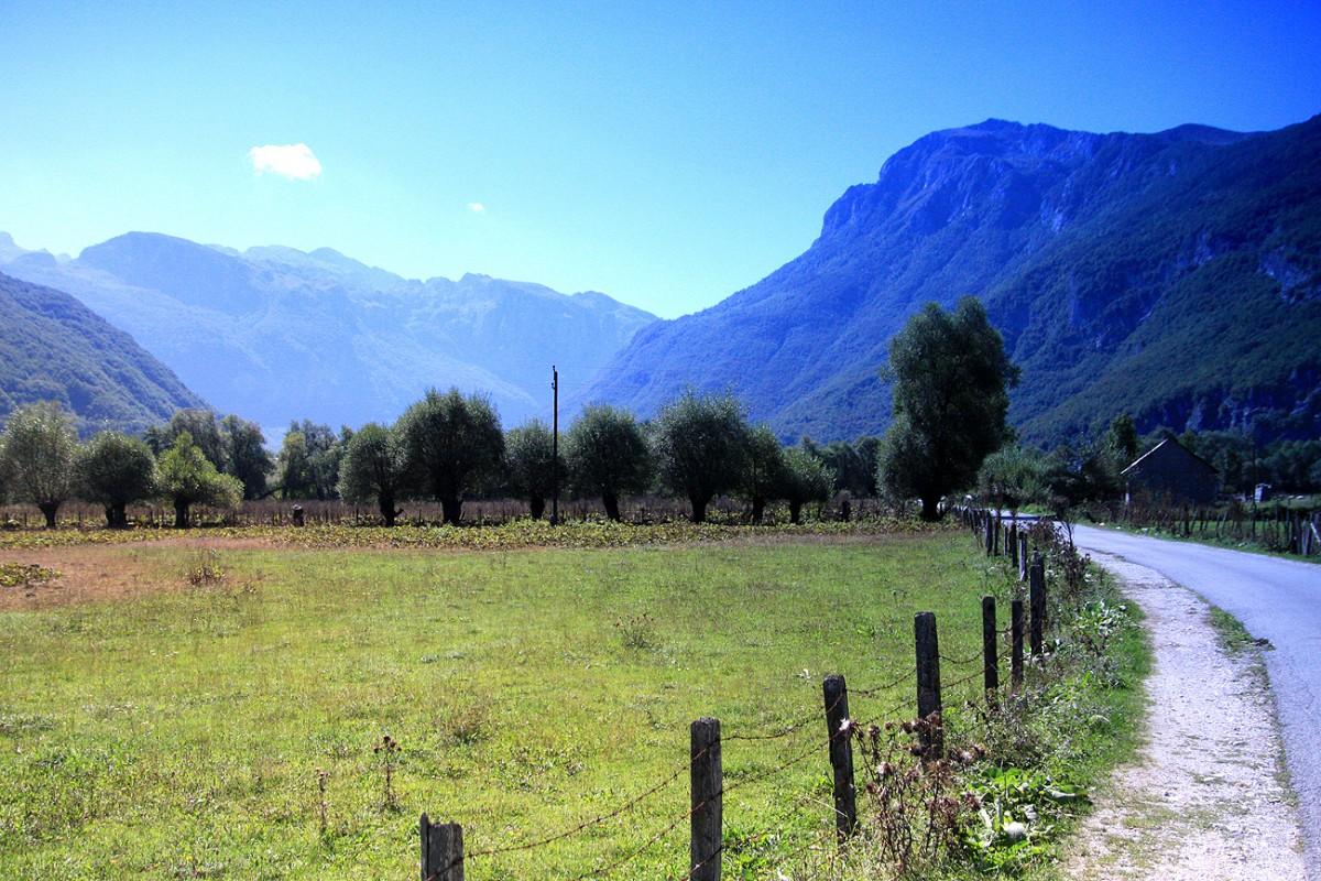 Zdjęcia: Vusanje, Góry Przeklęte, Vusanje, CZARNOGÓRA