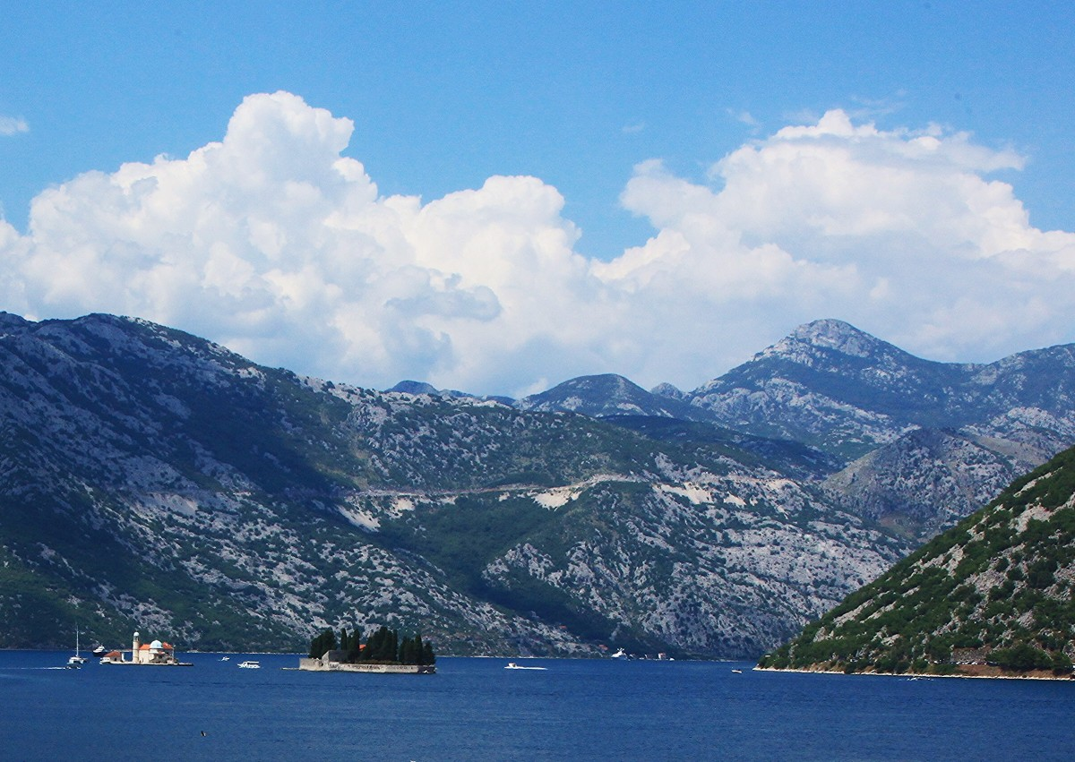 Zdjęcia: Herceg Novi , Zatoka Kotorska, Zatoka Kotorska, CZARNOGÓRA
