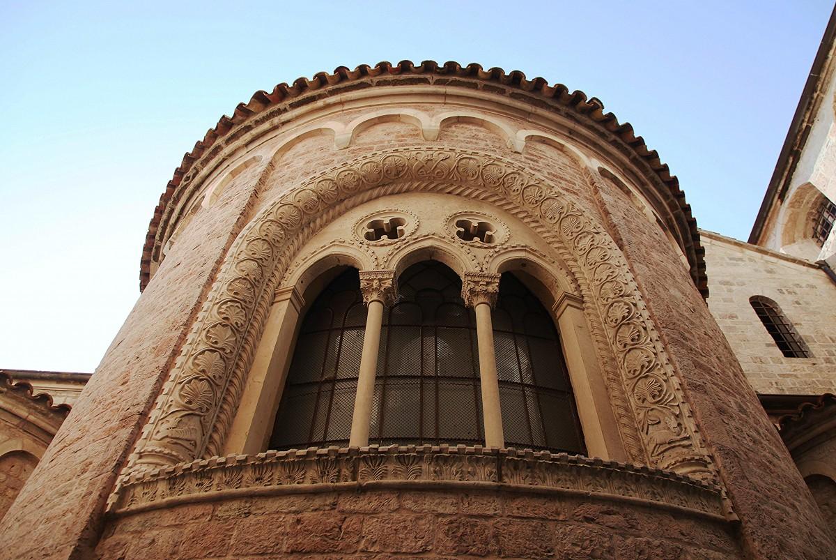 Zdjęcia: Katedra św. Tryfona, Kotor, Detale, CZARNOGÓRA