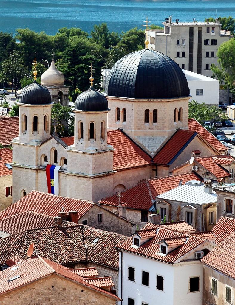Zdjęcia: Kotor, Boka Kotorska, Kościół św. Mikołaja, CZARNOGÓRA