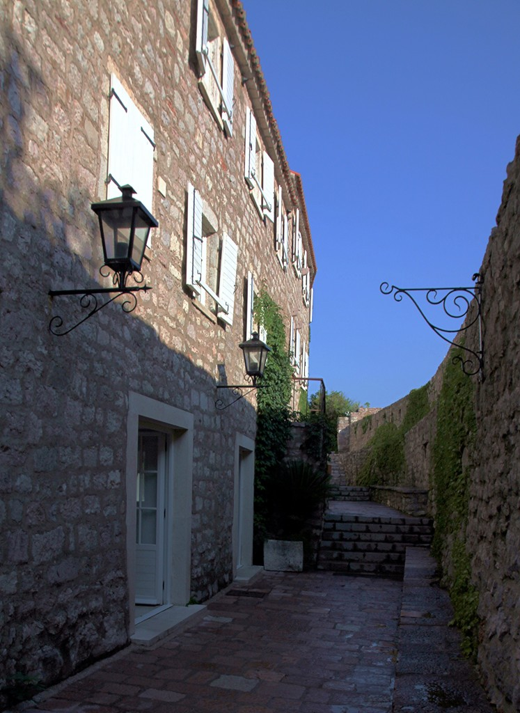 Zdjęcia: Sveti Stefan , Budva , Hotel za murami, CZARNOGÓRA