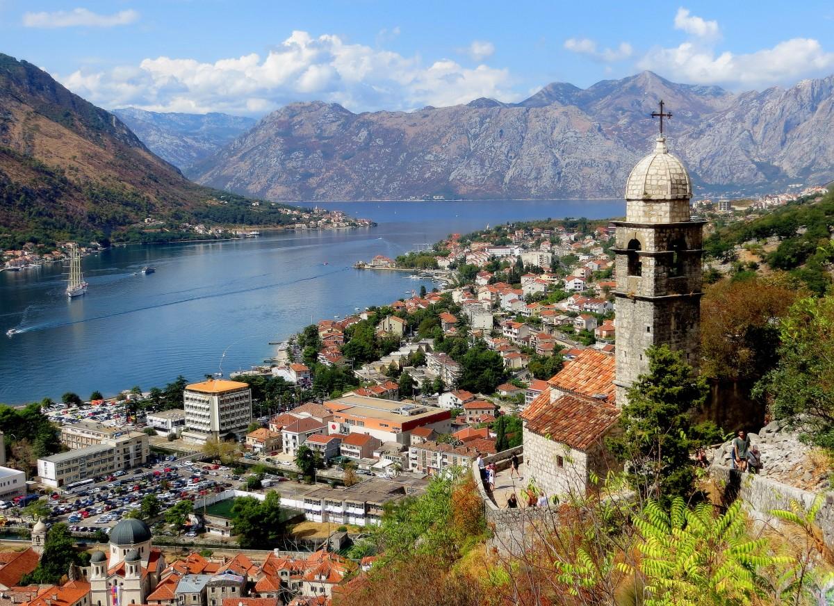 Zdjęcia: Kotor, Crkva Svete Gospe od zdravlja..., CZARNOGÓRA