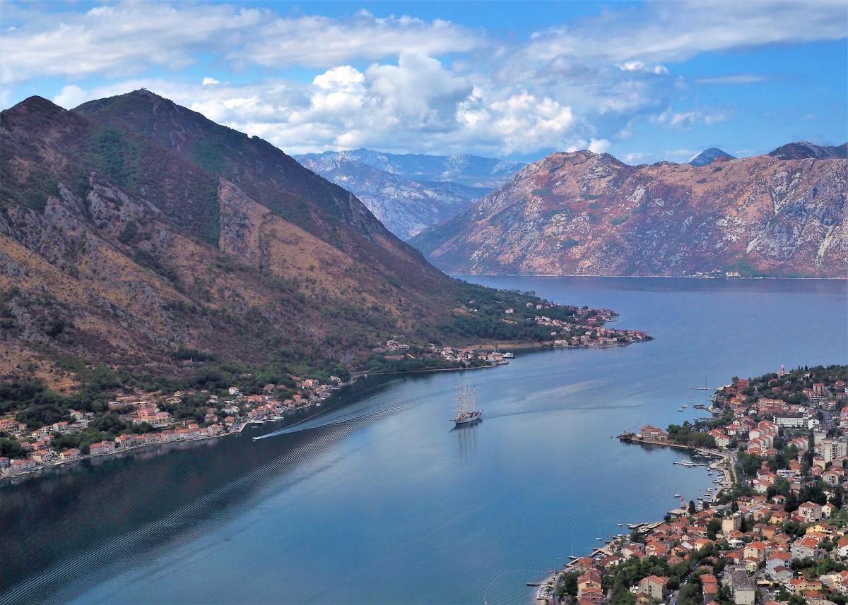 Zdjęcia: Kotor, Zatoka Kotorska, Boka Kotorska..., CZARNOGÓRA