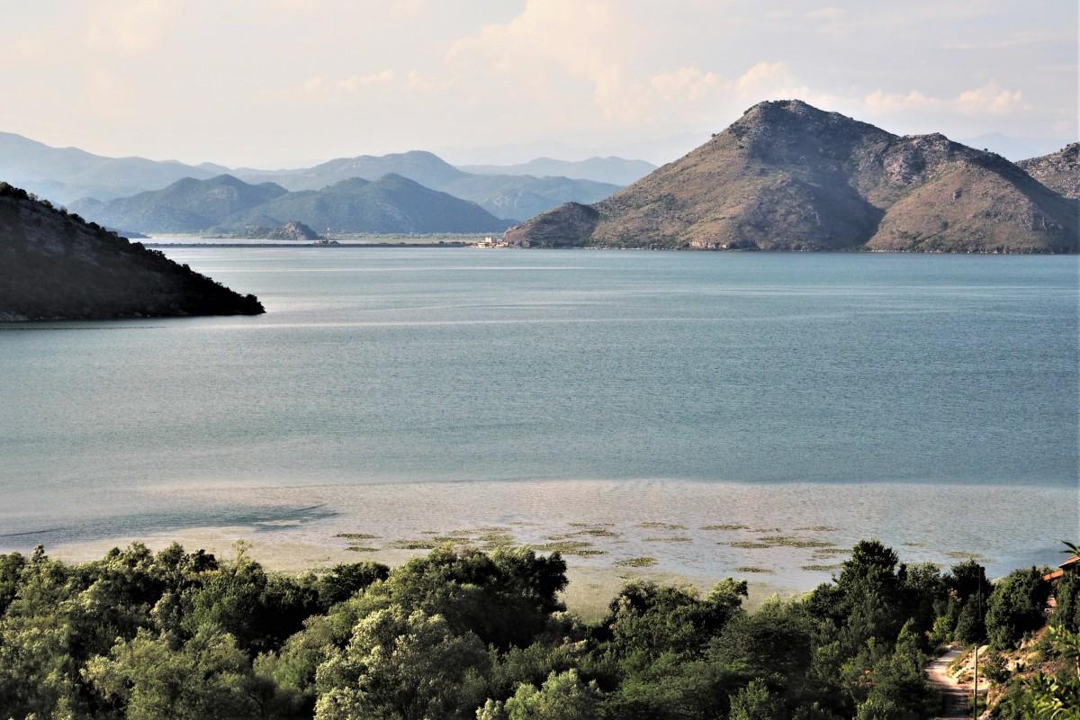 Zdjęcia: Skadar Lake, Skadar Lake National Park, dzień powoli gubi kolory..., CZARNOGÓRA