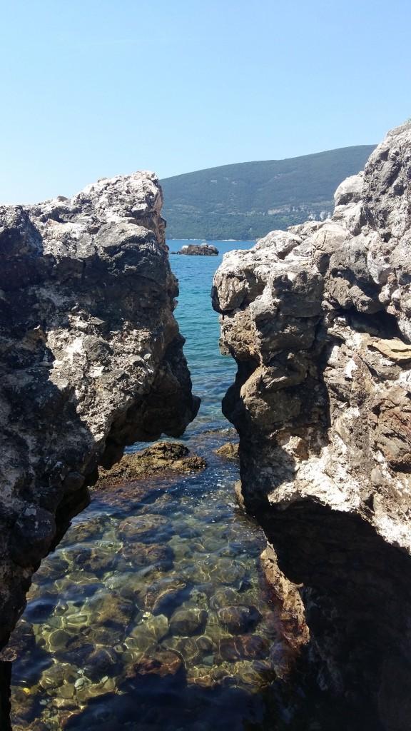 Zdjęcia: Zatoka Kotorska, Zatoka Kotorska, Igalo, CZARNOGÓRA