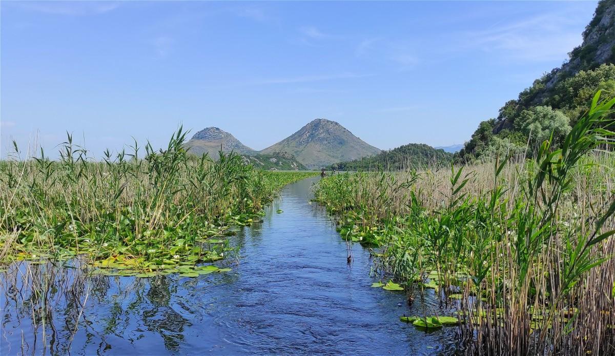Zdjęcia: Jezioro Szkoderskie, Bar, Rejs po jeziorze Szkoderskim, CZARNOGÓRA