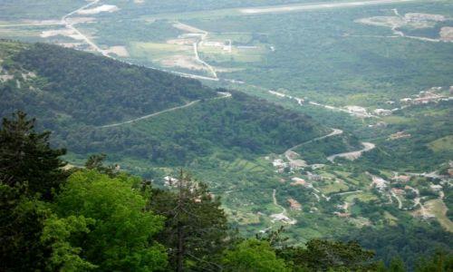 Zdjęcie CZARNOGÓRA / - / okolice Boki Kotorskiej / Stara droga do Cetyni (Cetinje)